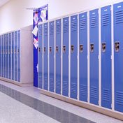 Locker & Gym Room