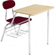 Combo Student Chair Desk - Laminate Top, 18