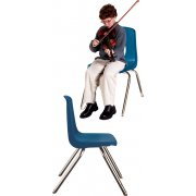 Poly Musician Posture Chair (18