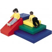 Indoor Soft Play Toddler Pyramid