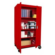 Mobile Steel Storage Cabinet (46