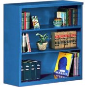 Extra-Wide Steel Bookcase (46