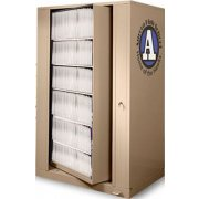 Times-2 Rotary Music Library Filing System - 6-Tier Adder