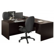 Genoa L-Shaped Office Desk - Right Return