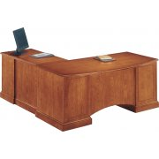 Belmont Right Computer L-Shaped Office Desk