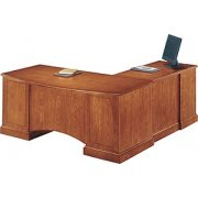 Belmont Left Executive L-Shaped Office Desk