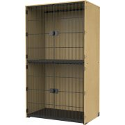 Band-Stor Instrument Locker -Grille Doors, 2 XL Compartments
