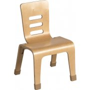 Natural Bentwood Chair (8