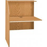 Add-On Panel Carrel