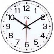 Prosaic Classroom Wall Clock (12