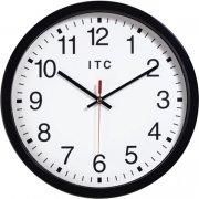 Obsidian Classroom Wall Clock (14