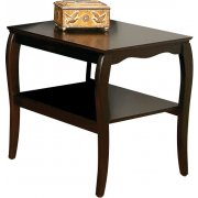 End Table with Shelf (21.5