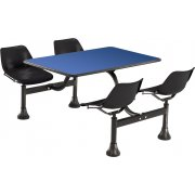 Cluster Seating Table - Laminate Top (24x48