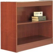 Contemporary Wood Veneer Bookcase Excalibur (36