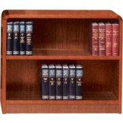 Classic Radius Bookcase, Steel Reinforced (3'Wx3'H)