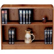 Classic Radius Bookcase, Steel Reinforced (36