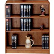 Classic Radius Bookcase Standard (3'Wx3'H)