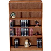 Classic Radius Bookcase Standard (3'Wx5'H)