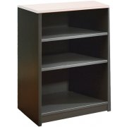 Counter-Height Office Bookcase - No Top