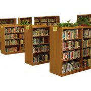 Library Shelving and Bookcases