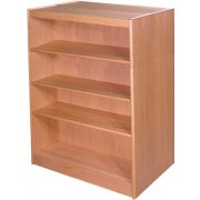 Echelon Double Sided Library Shelving - Starter (19.75