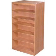 Echelon Double Sided Library Shelving - Starter (23.75