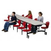 Discover Chair Cafeteria Table (145