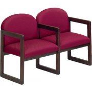 Decorators Paradise Seating with Arms (2 Seater)