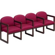 Decorators Paradise 4-Seater with Arms