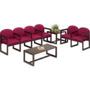 4-Piece Armchair Group