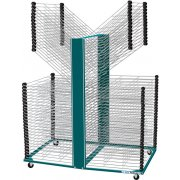 Saturn Tensor-18 Art Drying Rack System - Double