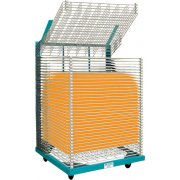 Heavy-Duty Drying Rack - 50 Shelves (31