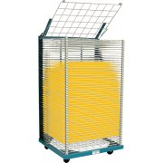 Heavy-Duty Drying Rack - 50 Shelves (37