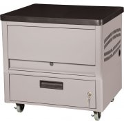 20-Unit Tablet Cart w/5