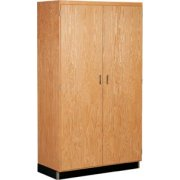 Lab Storage Case with Oak Doors (48