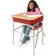 Educational Edge2 School Desk w/ U-Brace