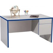 EE Single-Pedestal Teachers Desk - Laminate
