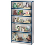Educational Edge Bookcase (4-Shelf)