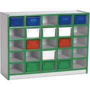 Educ Edge 25 Tray  Unit with 25 Trays