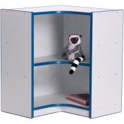 Educational Edge Inside Corner Daycare Cubbies