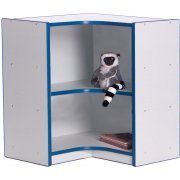 Educational Edge Inside Corner Preschool Cubbies