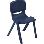 Resin Stackable School Chair (18