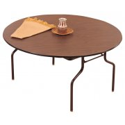 High Pressure Laminate Round Banquet Table (48