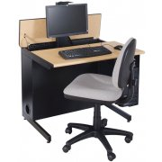 Flex Insight Computer Desk (36