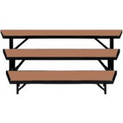Tapered Riser with Hardboard Capacity 12-16 (3 Level)