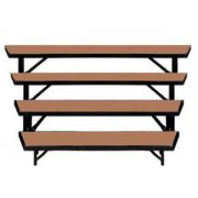 Tapered Riser with Hardboard Capacity 16-22 (4 Level)