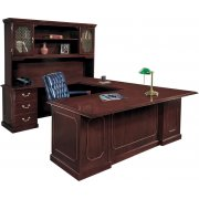 Governors Left U-Shaped Desk