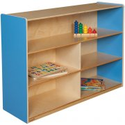 Healthy Kids Colors Single Storage Unit (36