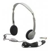 Personal Headsets 12-pack with Leatherette & Volume