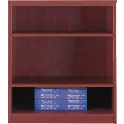 Hyperwork Two-Shelf Bookcase (3'Wx4'H)